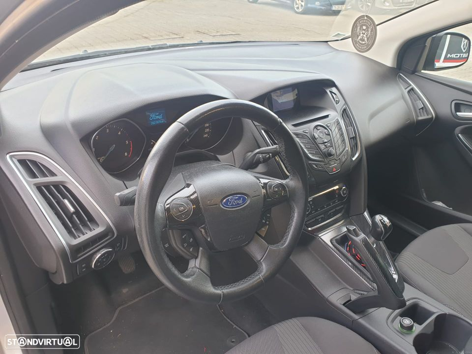 Ford Focus SW 1.6 TDCi Trend - 3
