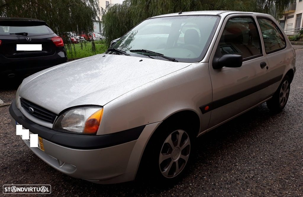 Ford Fiesta Van 1.8 D Boss - 1