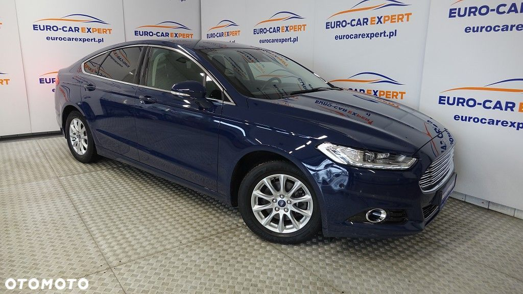 Ford Mondeo 2.0 Ecoboost 203KM benzyna Titanium automat, Full LED, Winter - 1