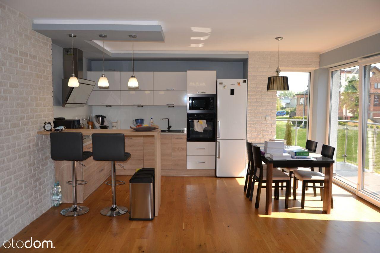 Mieszkanie - segment 121,5 m2 w centrum Marek
