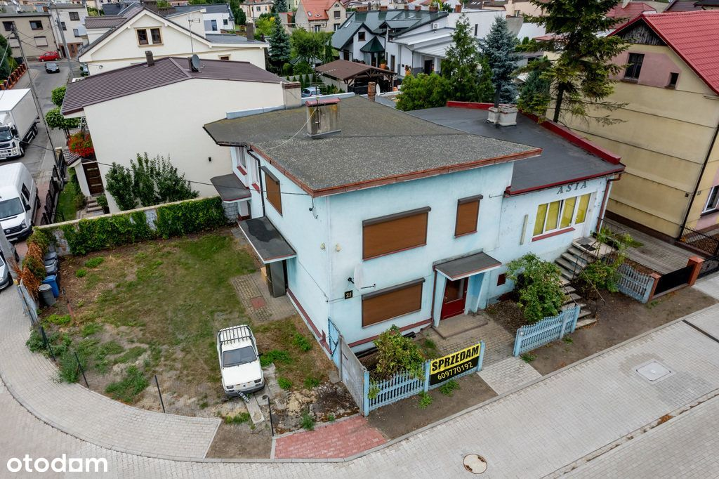 Dom z ogrodem w świetnej lokalizacji w Kościanie!