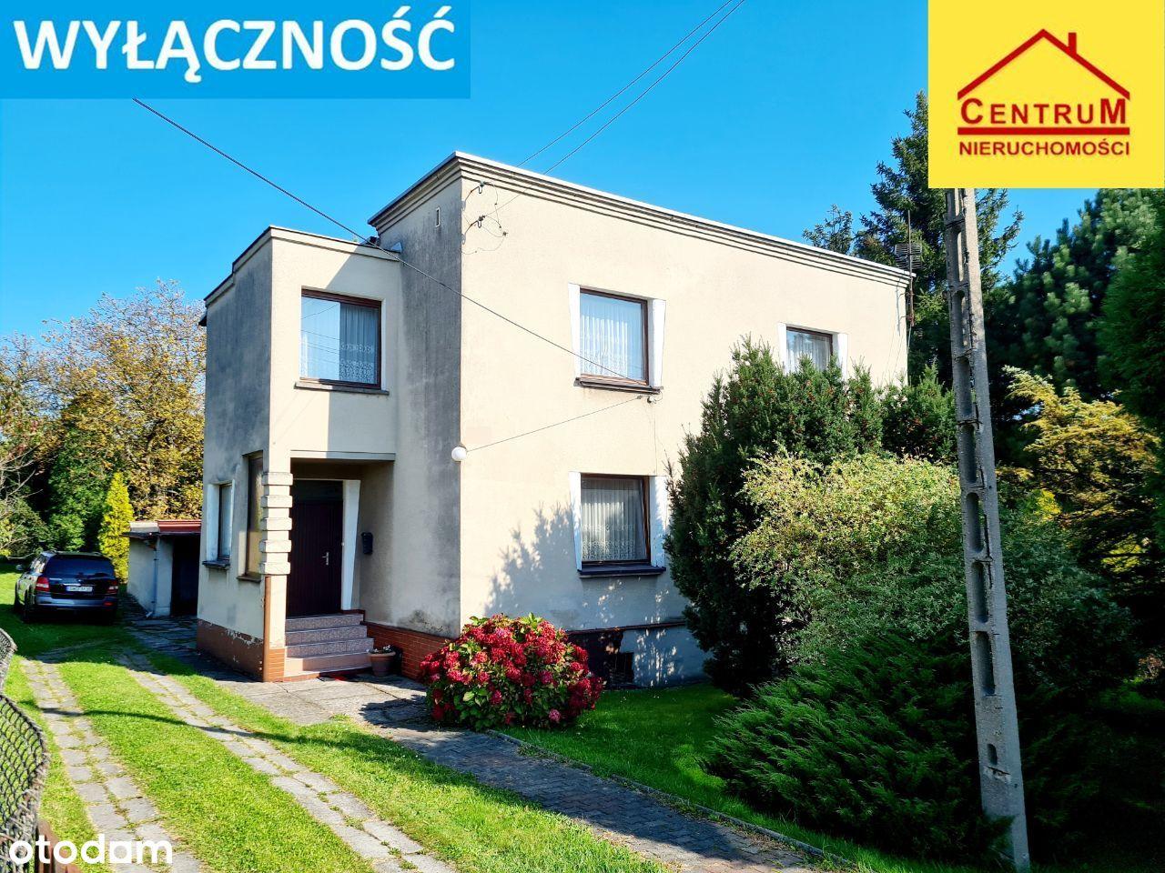 Dom idealny na działalność przy ul. Pszowskiej