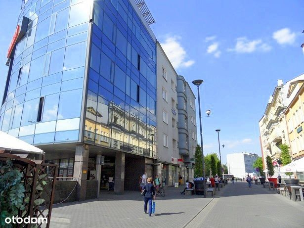 Sosnowiec - Centrum, lokal biurowo-usług.