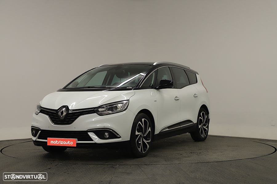 Renault Grand Scénic G.SCÉNIC 1.7 BLUE DCI BOSE EDITION - 4