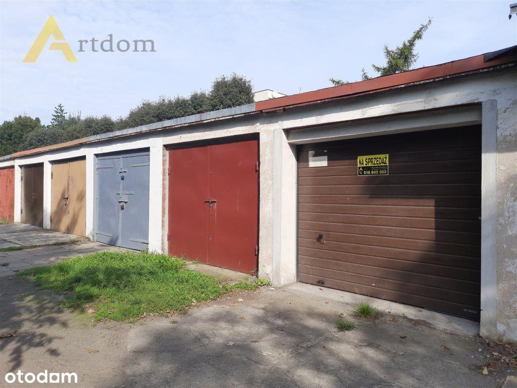 Garaż po remoncie na Tarninowie, 18 m2, przy Parku