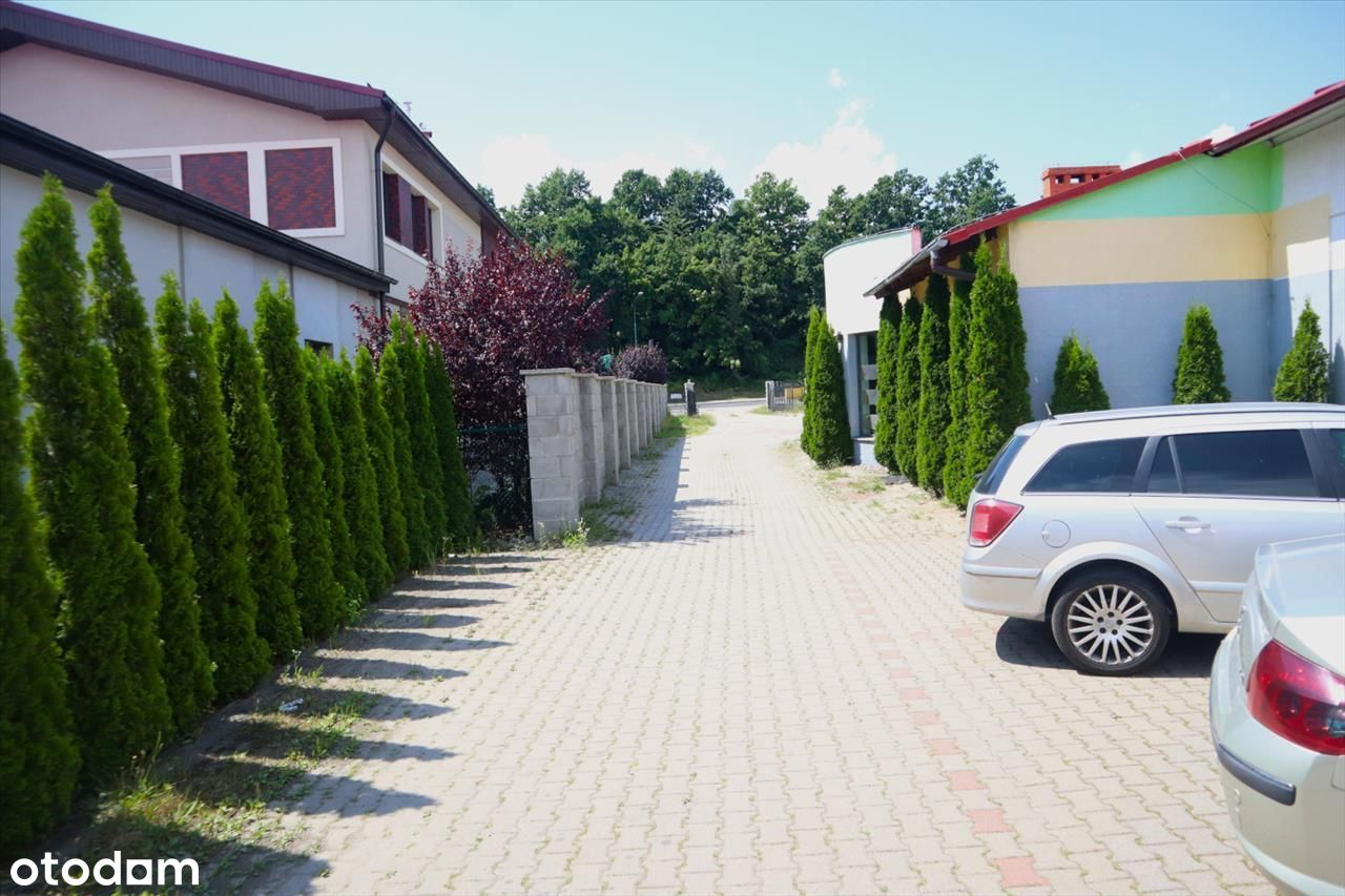 obiekt Usługowo/Handlowo/Mieszkalny- INWESTYCYJNIE