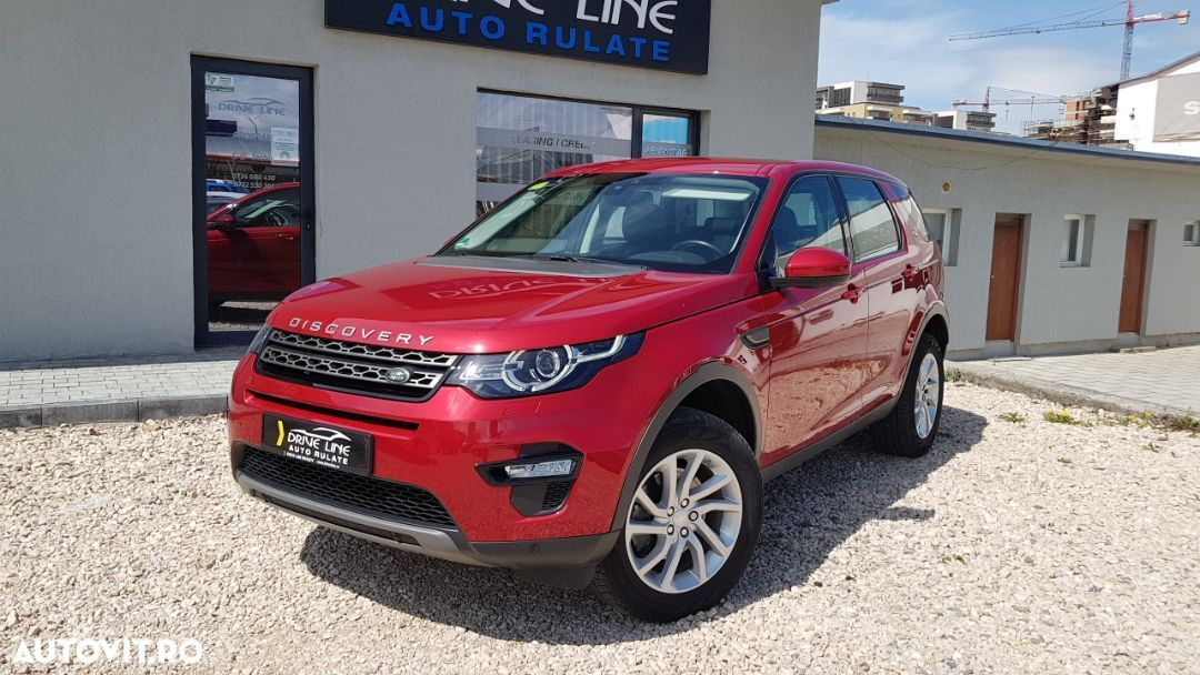Land Rover Discovery Sport 2.0 - 28