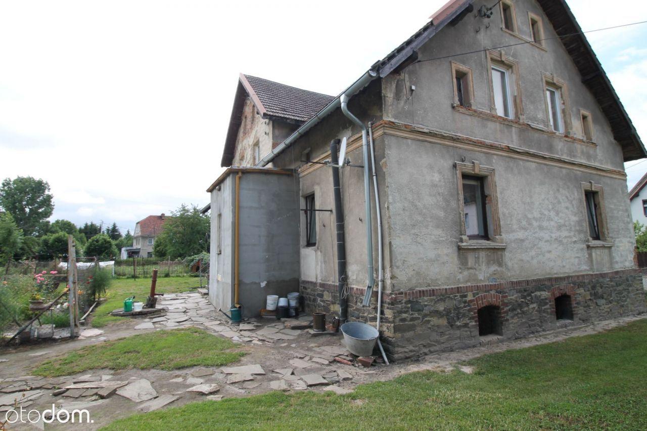 Mieszkanie z ogródkiem na wsi