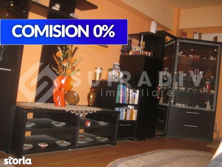 2 camere decomandate+ balcon deschis- Marasti