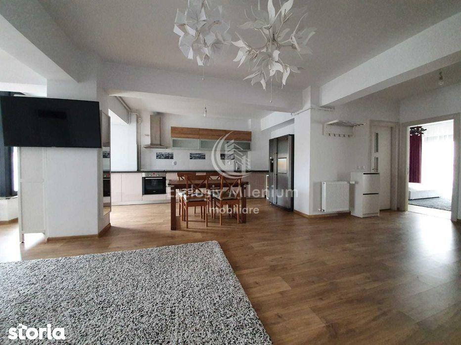 Apartament 4 camere zona Domenii | Parcare | NOU