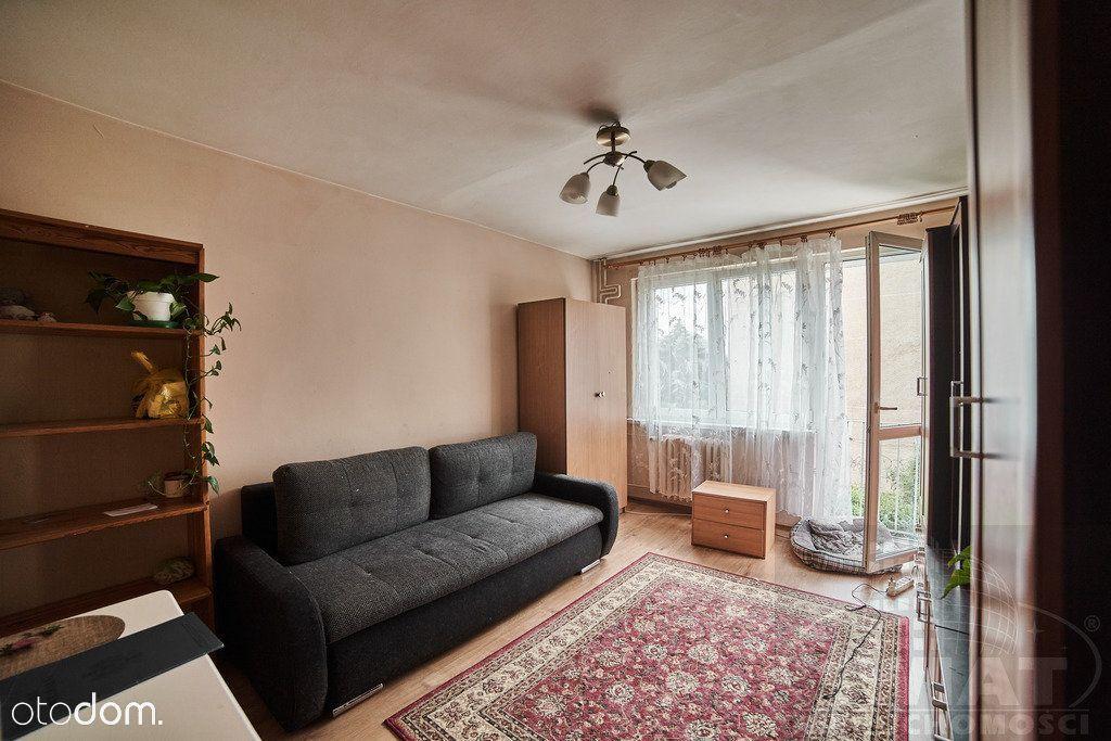 Mieszkanie 2 pokojowe 37,7 m2 balkon