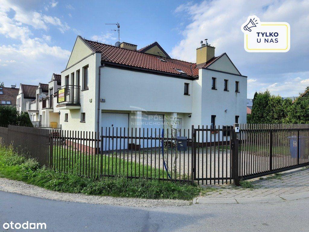 Mieszkanie 93m2 plus garaż na Woli Justowskiej.