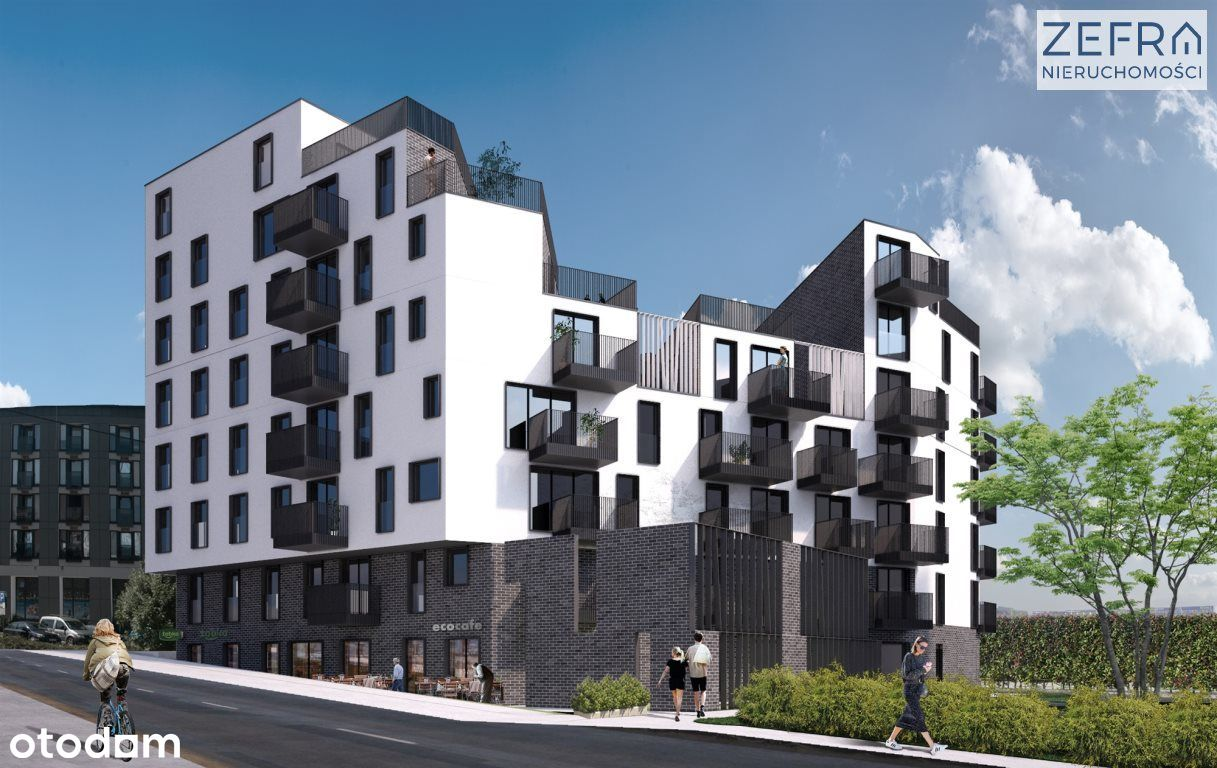 Lokal140 m2 - ogródek - Parking - Ruczaj