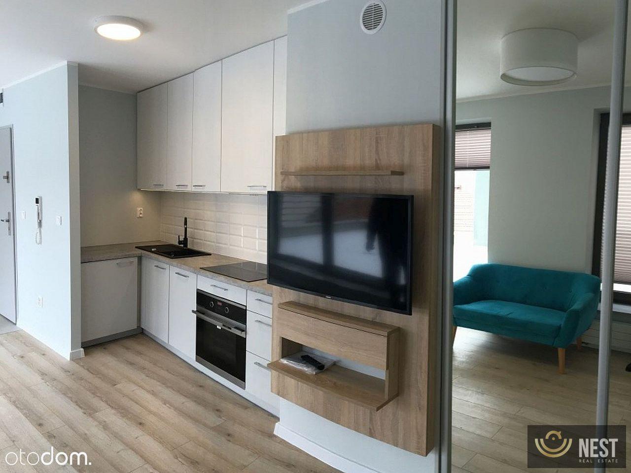 Do wynajęcia 2 pokojowy apartament 36m2 ul. Tkacka