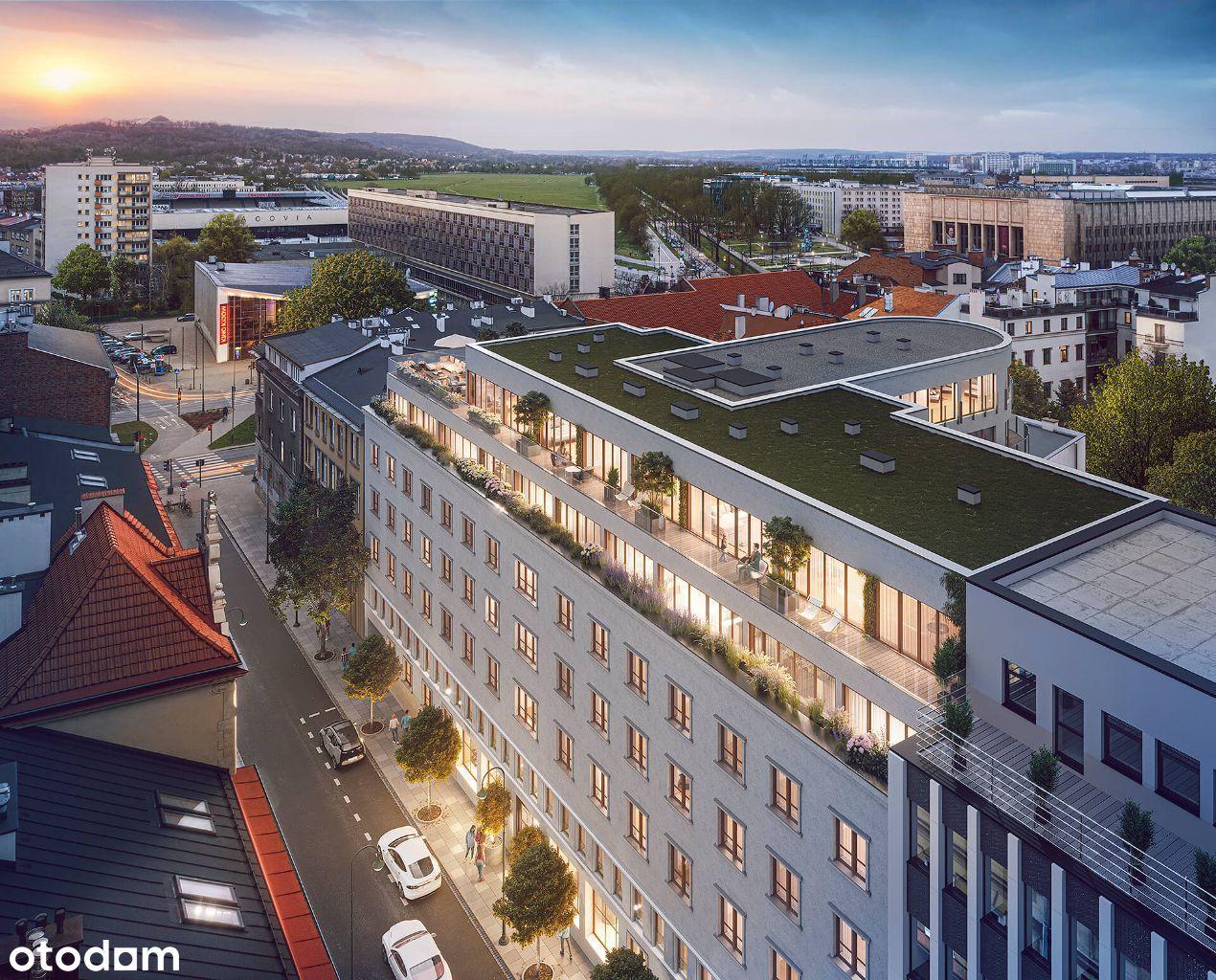 Nowy Apartament Noble Residence B100-M01