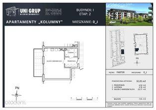 KAWALERKA - Lokal J - PARTER - budynek I - etap II