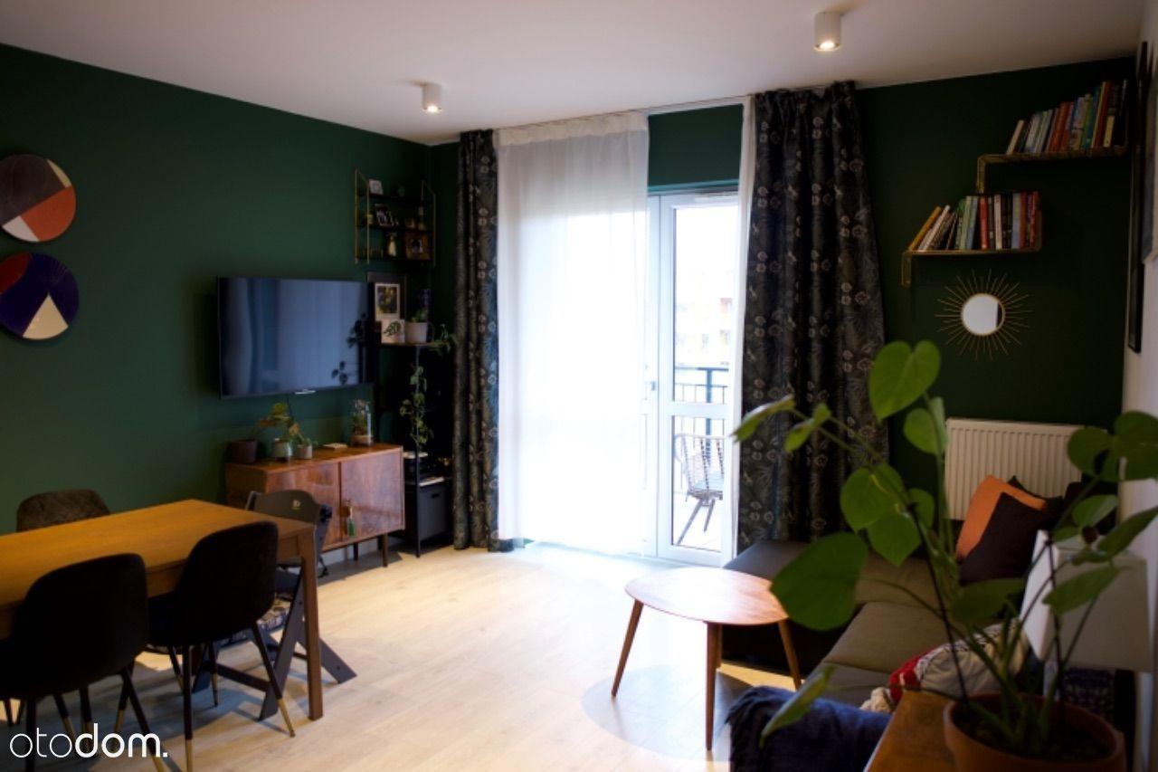 Mieszkanie, 40,97 m², Łódź