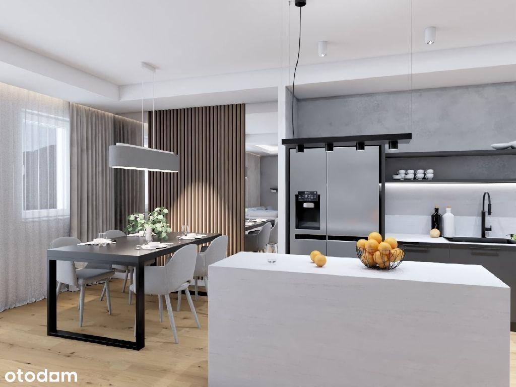 Atrakcyjne mieszkanie 3-pok. z balkonem 47,37 m2
