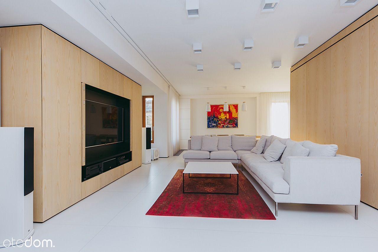 Wspaniały 2 poziomowy apartament Wilanów