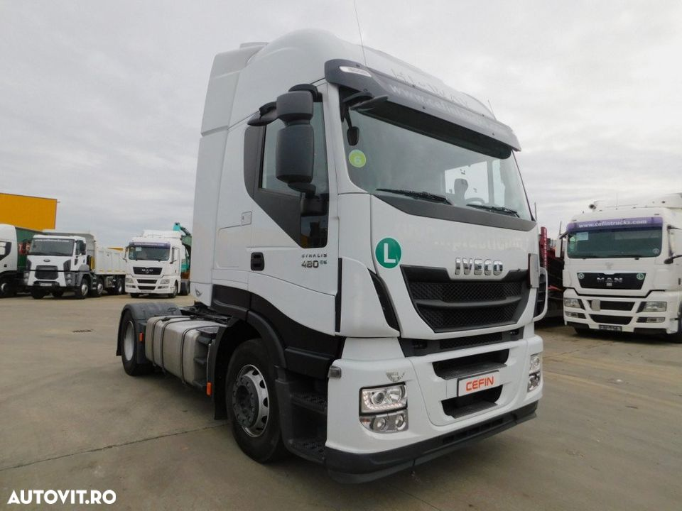 Iveco As440s48t - 2