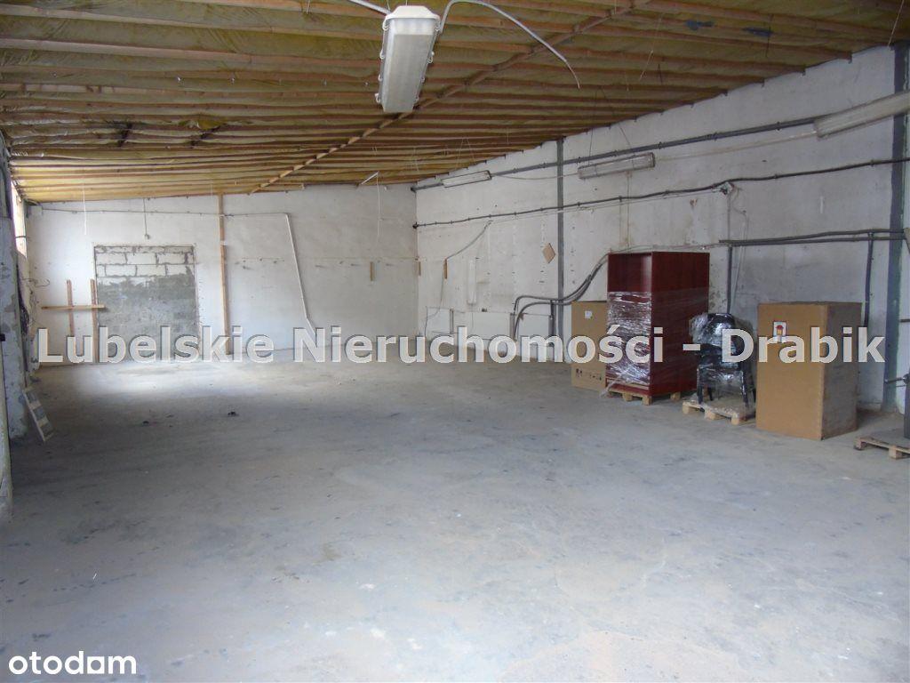 Budynek usługowo-magazynowy, powierzchnia 897m2