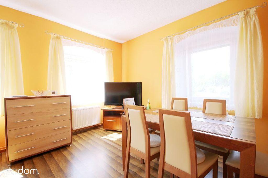 Przytulne i słoneczne mieszkanie na I-piętrze