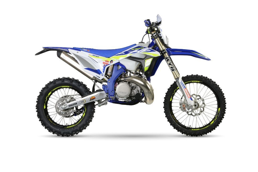Sherco Enduro SE 250 Factory Model 2021!! - 1