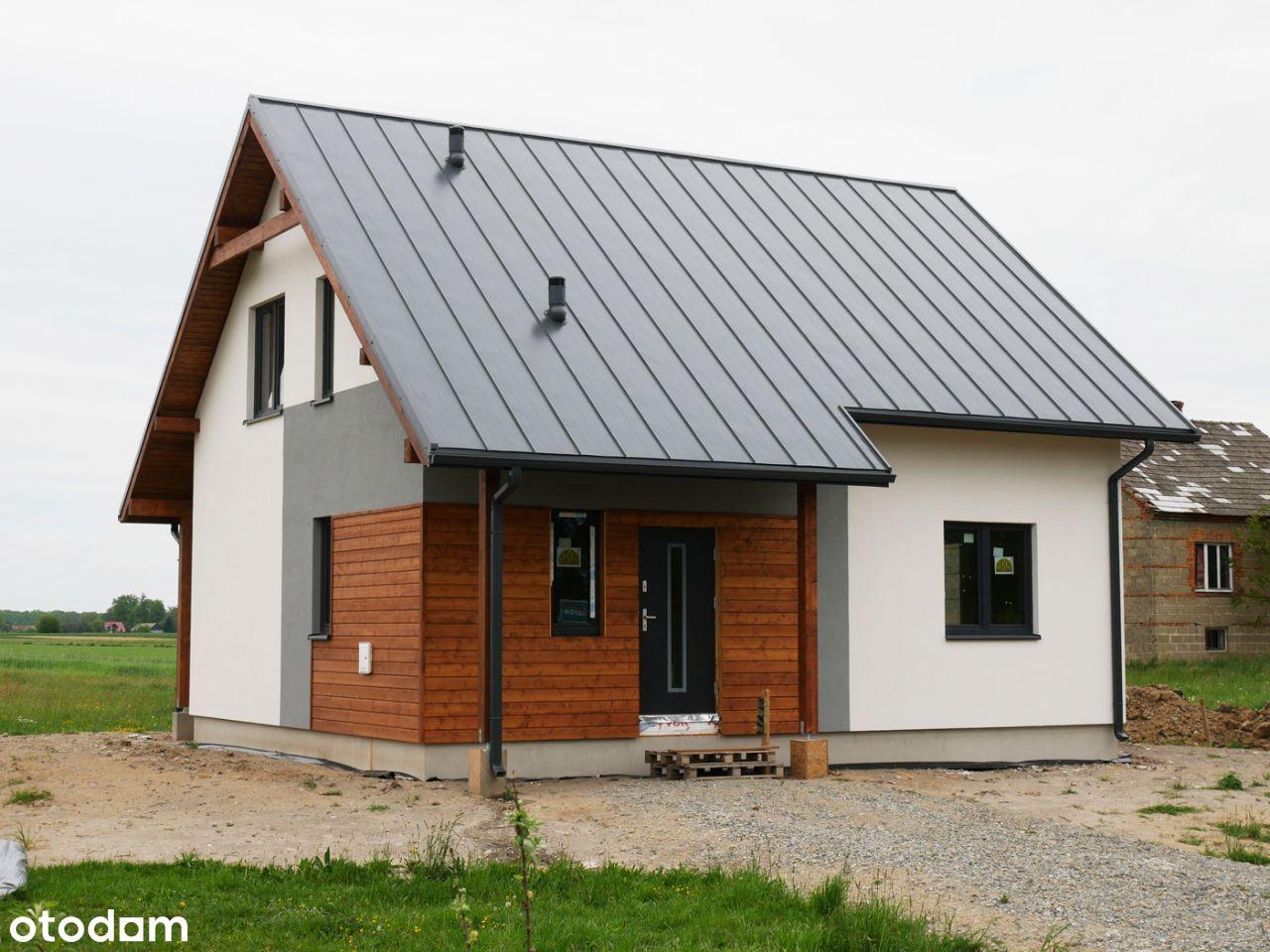 Nowy Energooszczędny dom na dużej działce