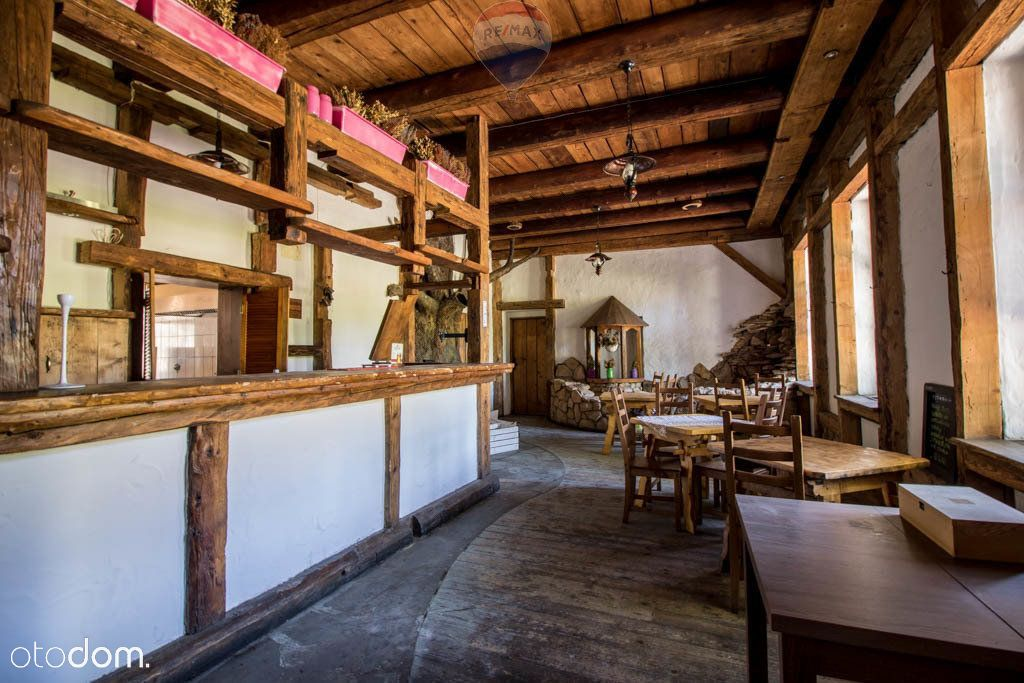 Restauracja z mieszkaniem Cieszyn Bez Prowizji