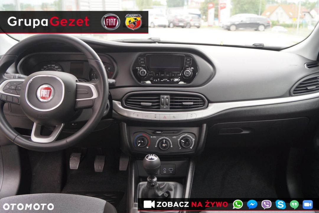 Fiat Tipo Brązowy Magnetico TIPO - 5
