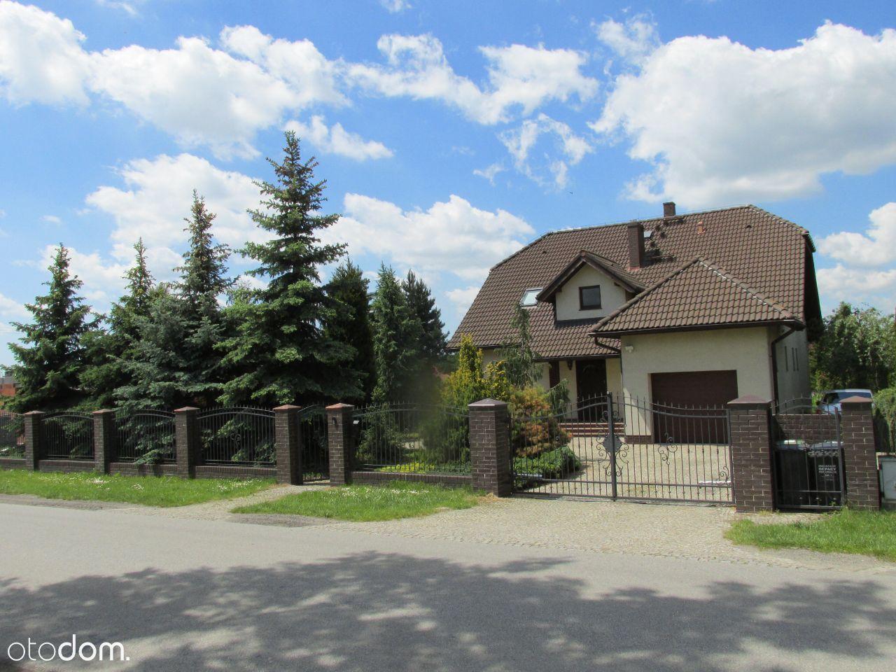 Lutynia | Dom 200,5 m² z ogrodem | BEZ POŚREDNIKÓW