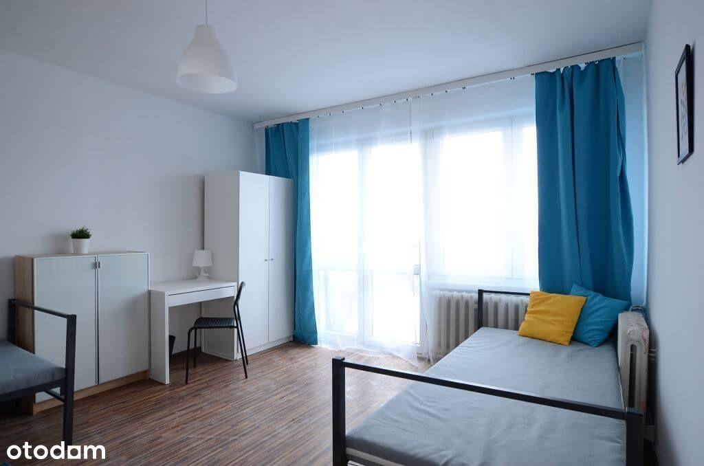 Pokój 2 os. z balkonem Dobrego Pasterza • 6 piętro