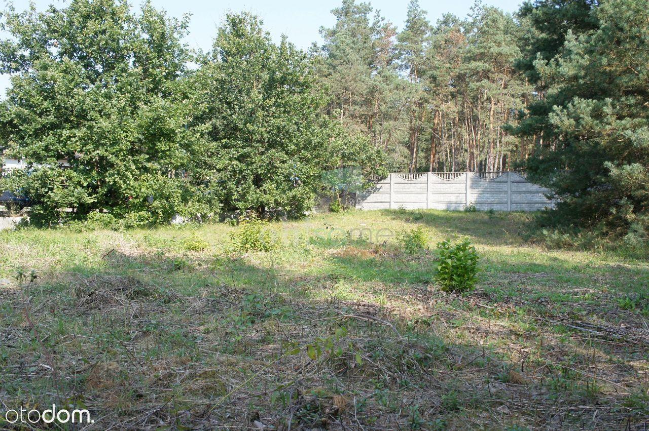 Działka budowlana 900 m2 pod lasem - Jabłonna