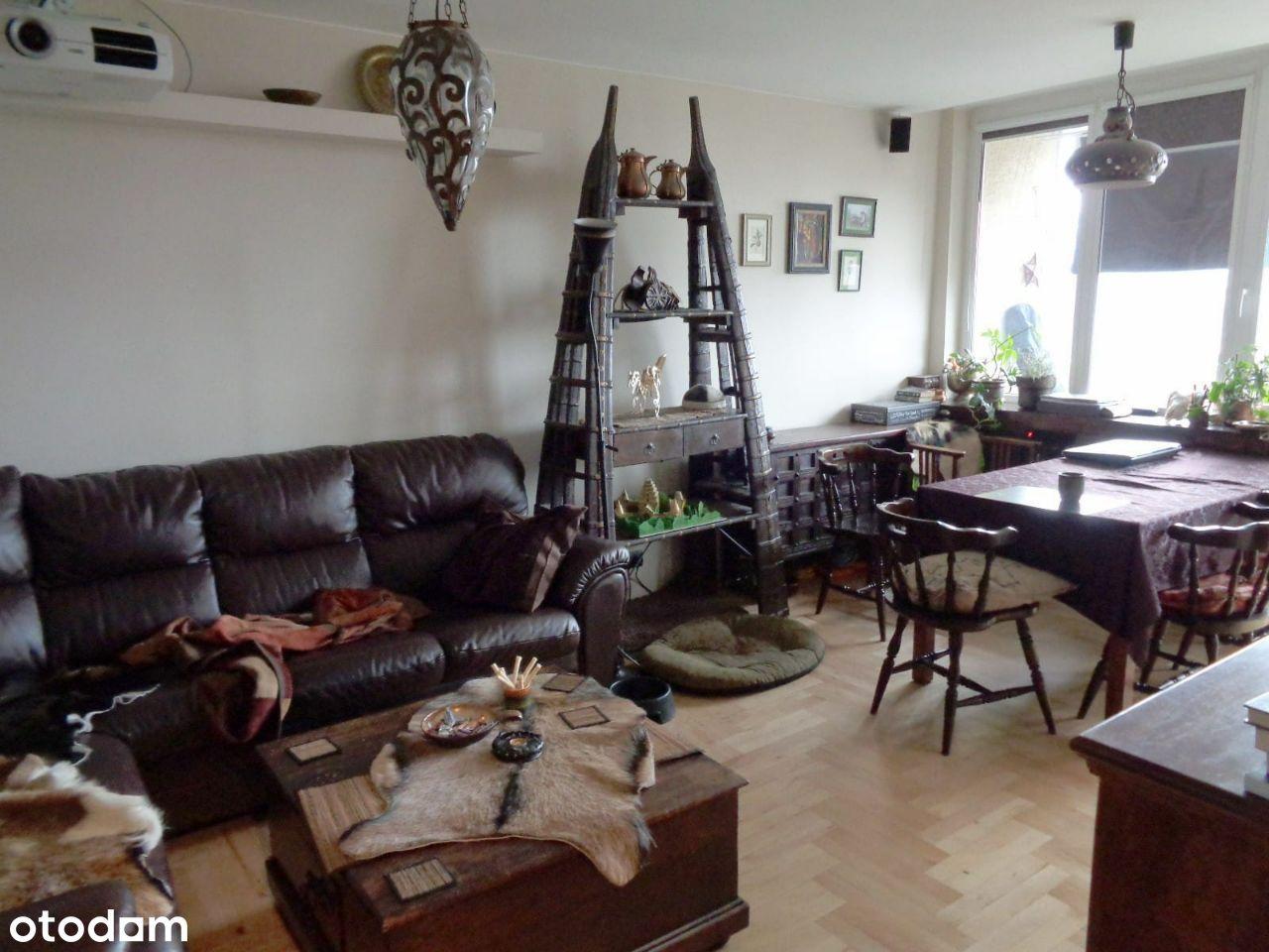 4-pokoje, 72.2m², Korotyńskiego, bezpośrednio