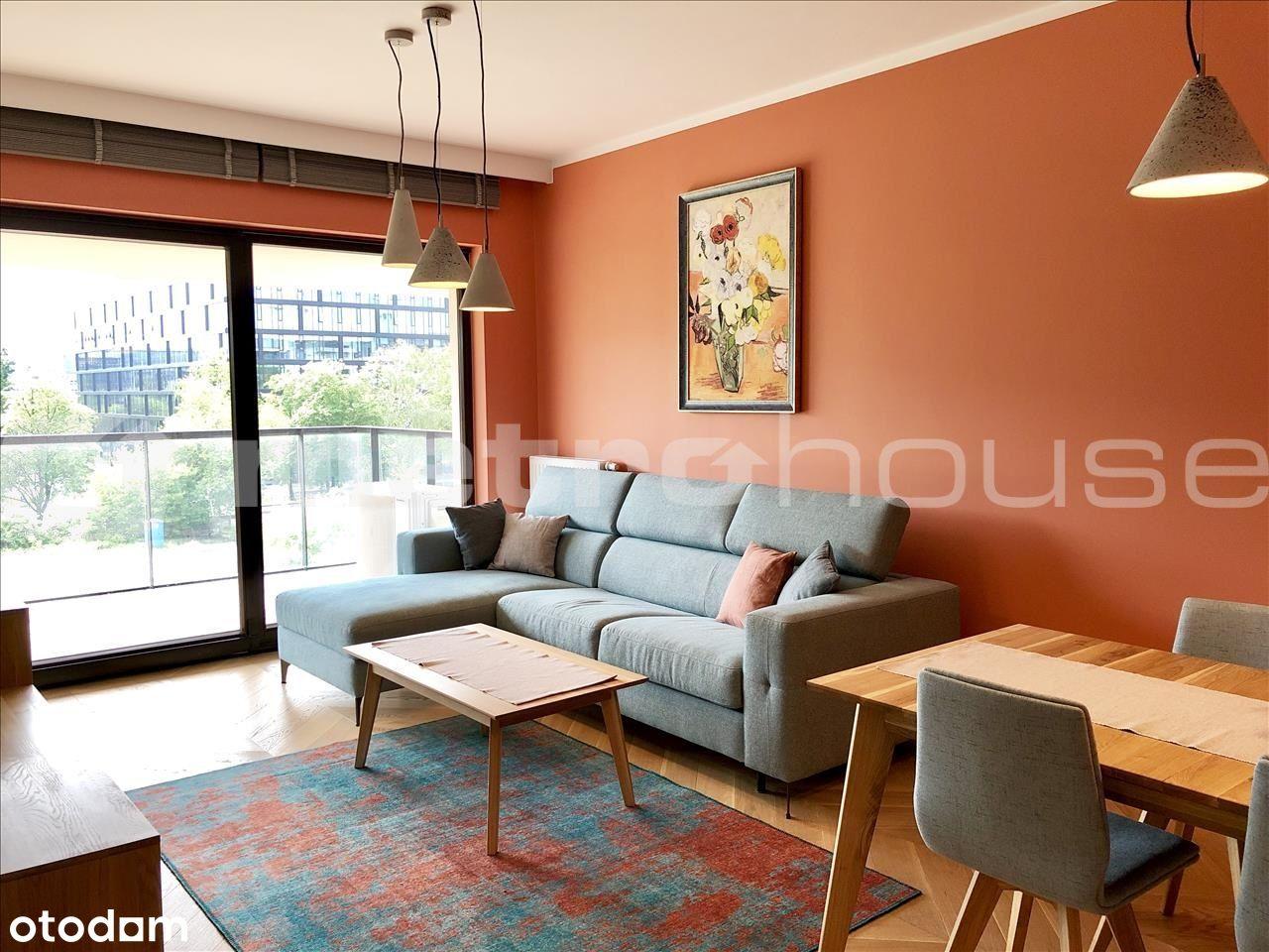 Wynajmę mieszkanie 52,12 m2, Warszawa - Służewiec