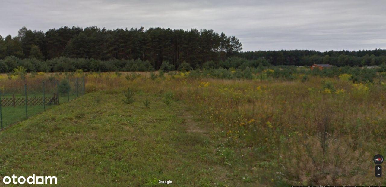 Działka 0,2 ha w Sierakowie