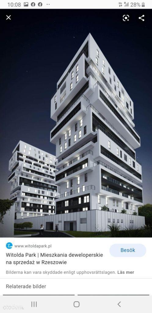Mieszkanie 39m2 Rzeszow Witolda Park