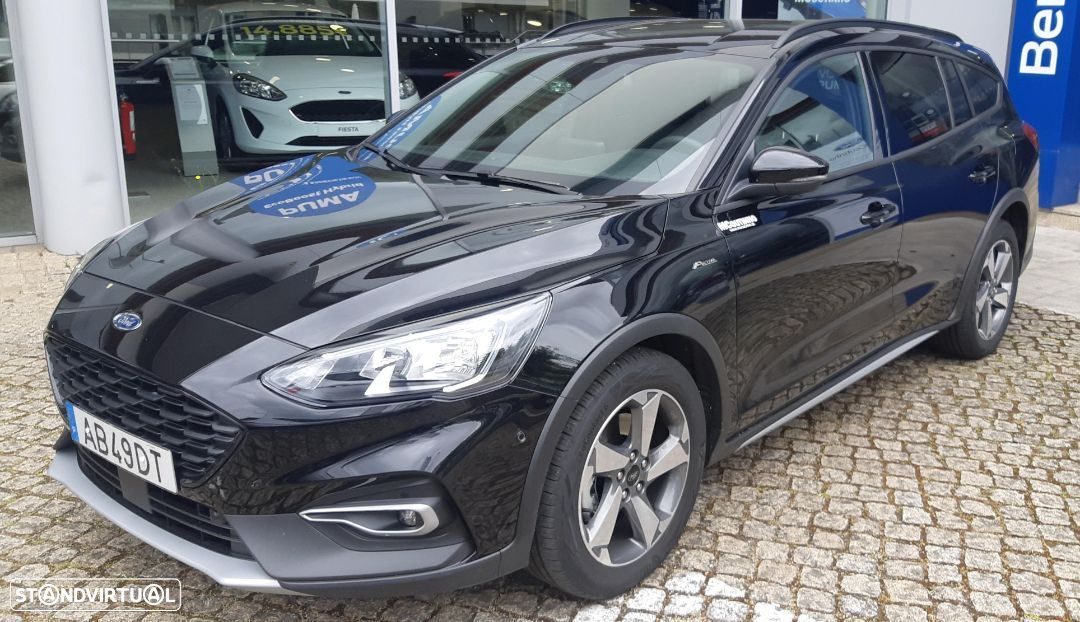 Ford Focus SW Station 1.5 TDCi EcoBlue Active - 13