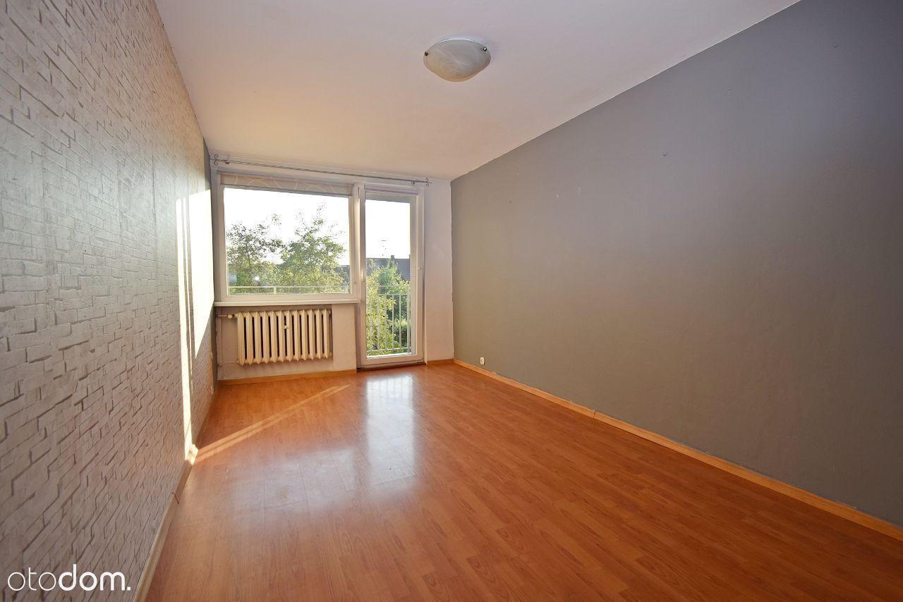 3 pokoje z dużym balkonem, blisko DTŚ- sprawdź