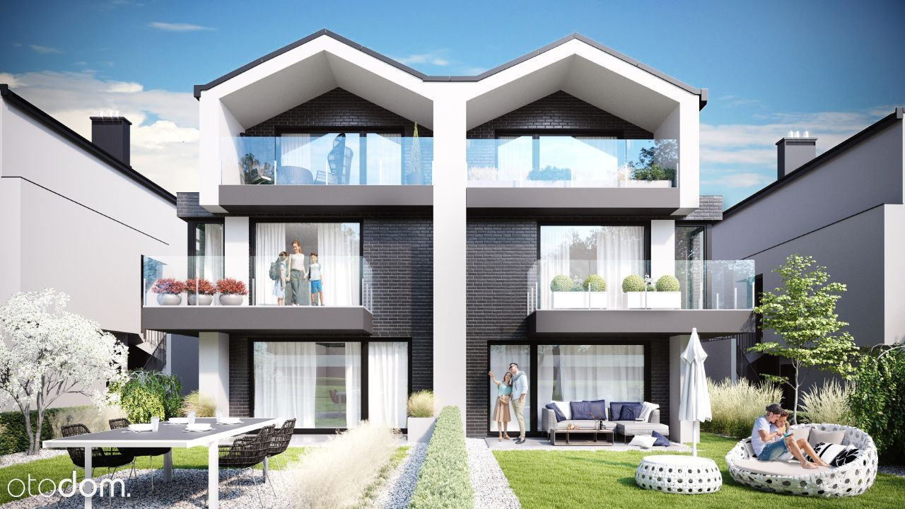 Inwestycja Green Park Villa Etap II