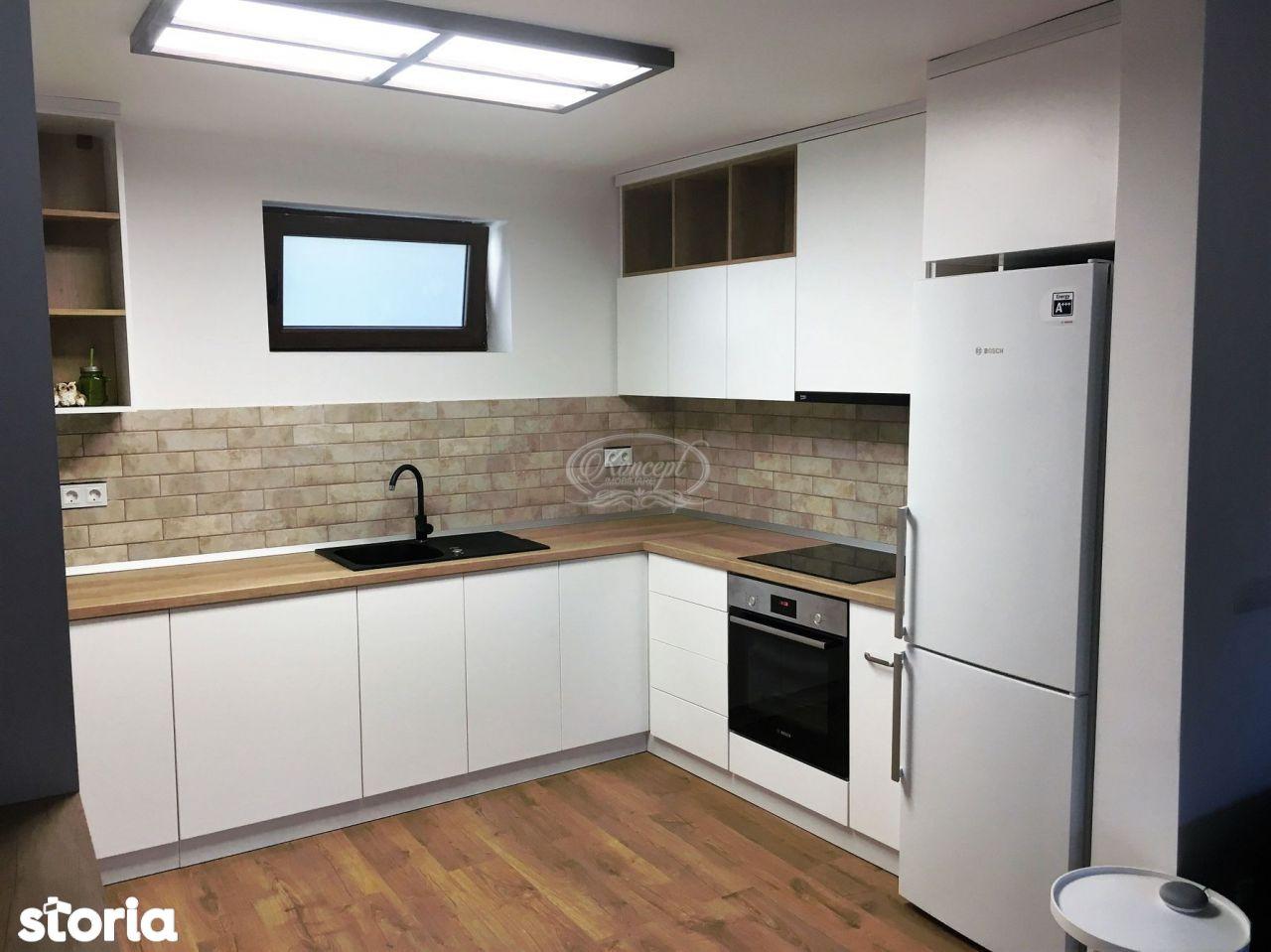 Apartament smart ultrafinisat in Gruia