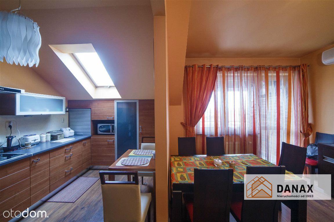 Kliny, mieszkanie 3-pokojowe, balkon, komórka