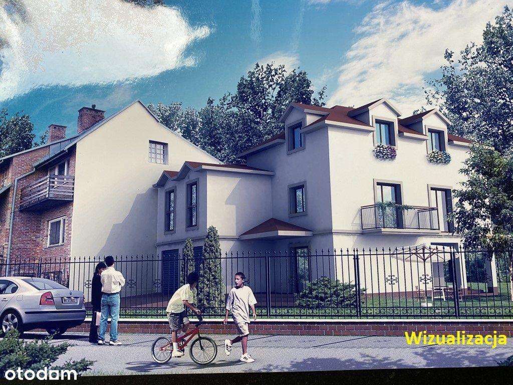Sprzedam działkę budowlaną 425 mkw