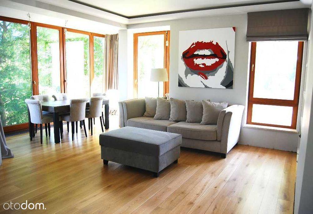 3 pokoje na Bokserskiej - balkon - apartament