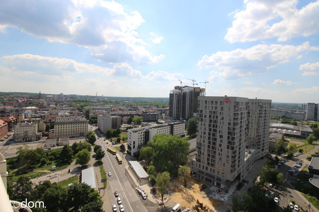 Najlepszy widok w Katowicach - idealne pod wynajem