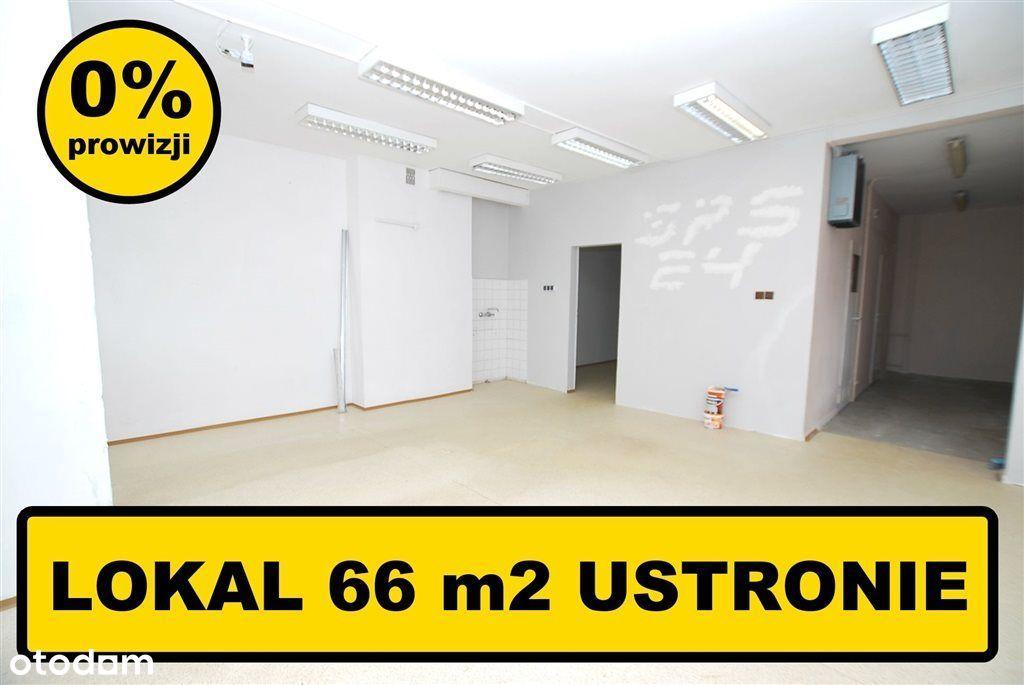 Lokal użytkowy, 66 m², Lubin