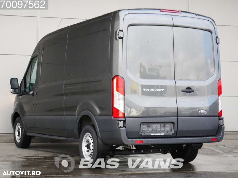 Ford Transit 2.0 TDCI 130PK Leder stuur Airco Cruise control L... - 2