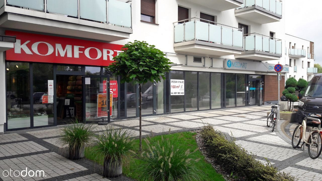 Lokal usługowo-handlowy w centrum Wrześni