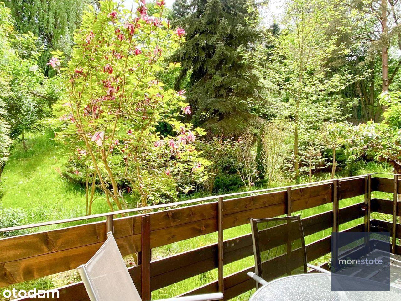 4-pokojowe mieszkanie| Ogród | Taras | Garaż