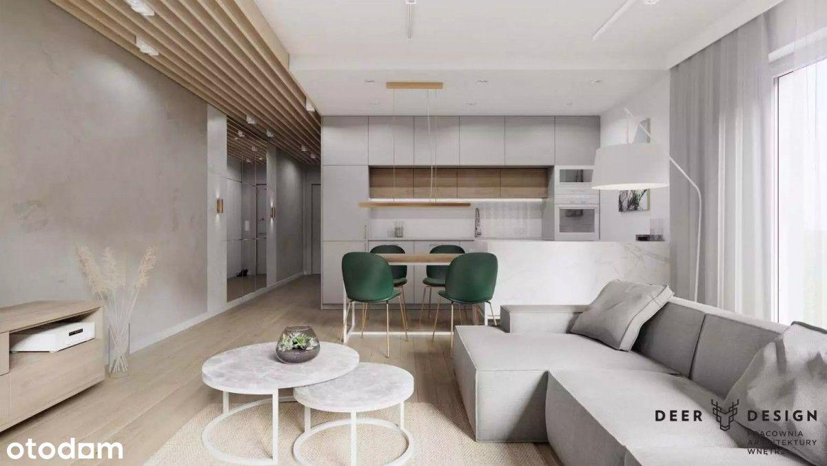 3 Pokoje + 2 Loggie | Zielona Okolica